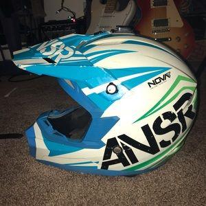 ANSR Dirt bike Helmet